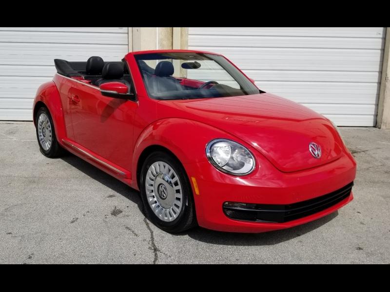 Volkswagen Beetle 2016 price $12,500 Cash