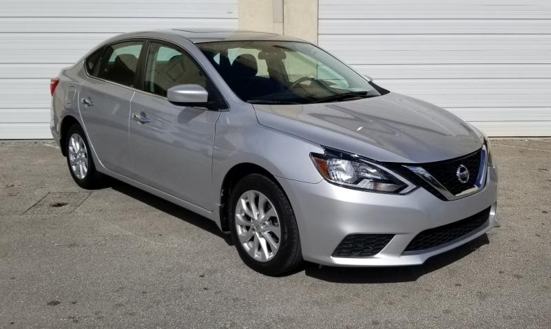 Nissan Sentra 2017 price $7,500 Cash