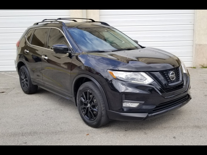 Nissan Rogue 2018 price $13,900 Cash