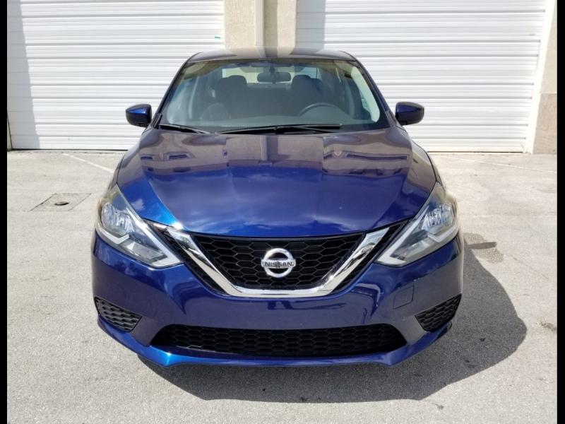 Nissan Sentra 2017 price $7,900 Cash