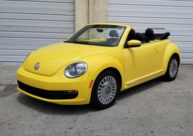 Volkswagen Beetle 2014 price $11,500 Cash