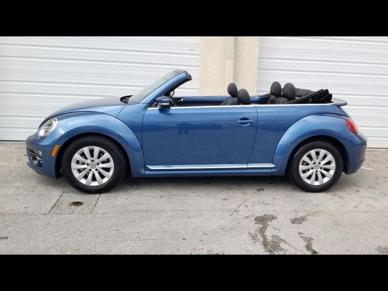 Volkswagen Beetle 2018 price $14,900 Cash