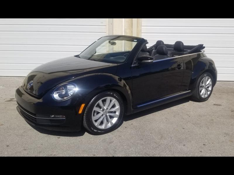 Volkswagen Beetle Convertible 2017 price $16,900 Cash