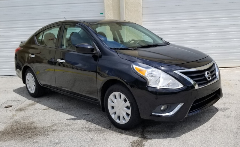 Nissan Versa 2019 price $9,800 Cash