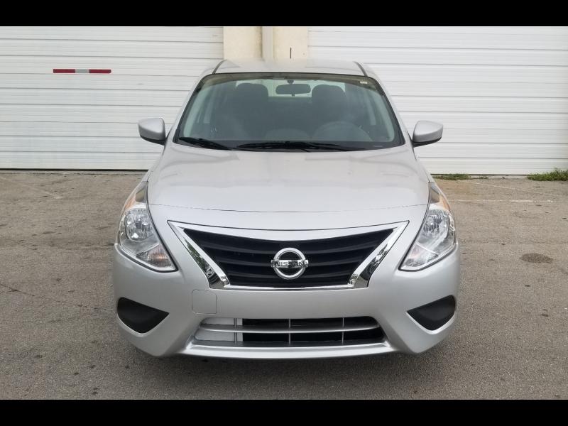 Nissan Versa 2018 price $8,900 Cash