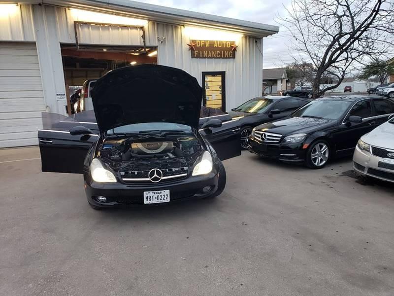 Mercedes-Benz CLS 2009 price $9,995