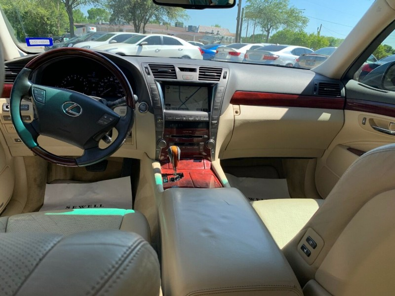 Lexus LS 460 2007 price $11,500