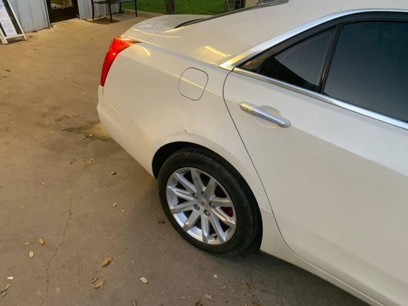 Cadillac CTS Sedan 2014 price $10,500