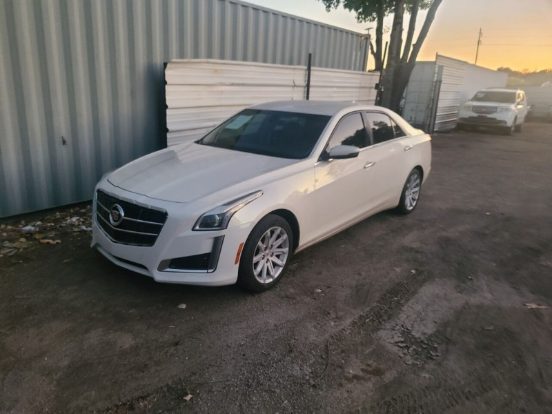 Cadillac CTS Sedan 2014 price $10,995