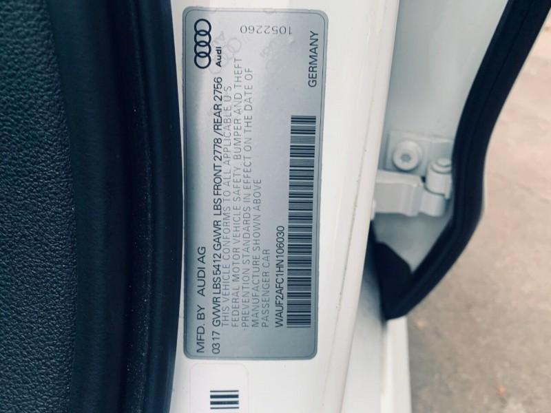 Audi A6 2017 price $29,500