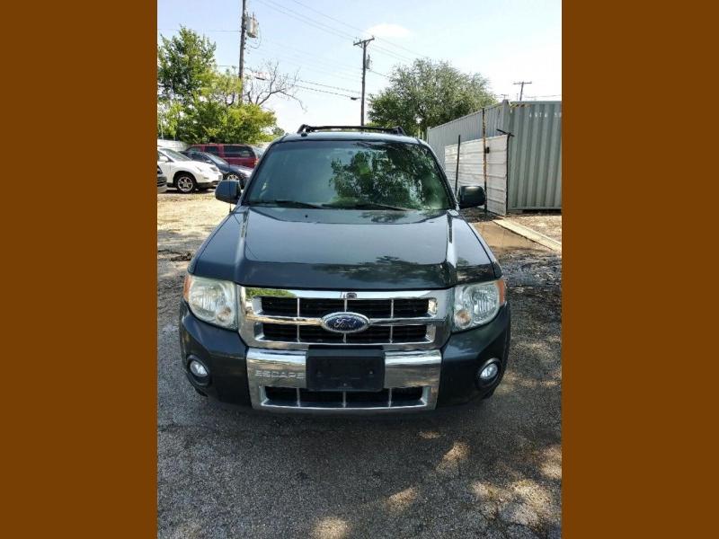 Ford Escape 2008 price $6,495