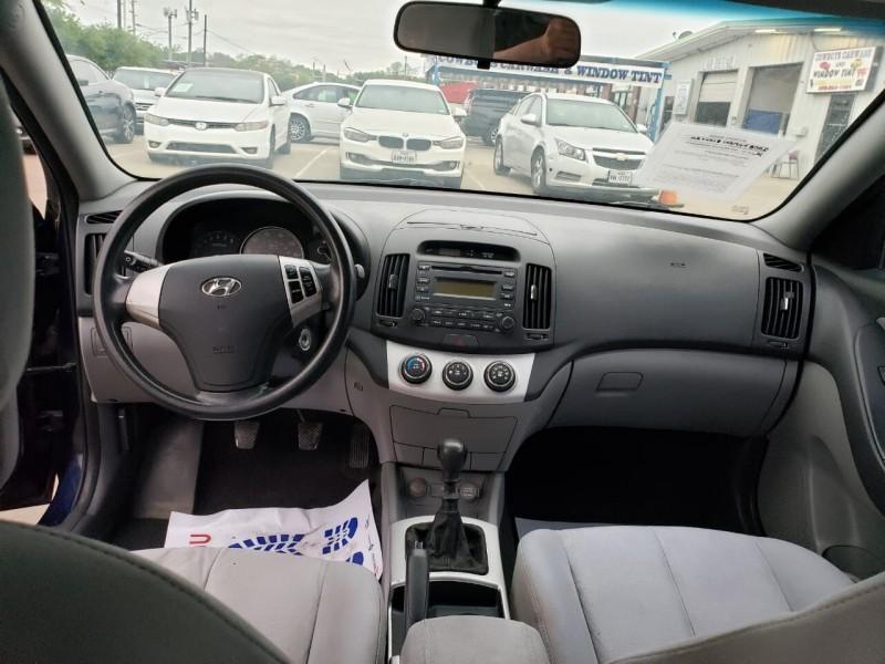Hyundai Elantra 2008 price $4,995
