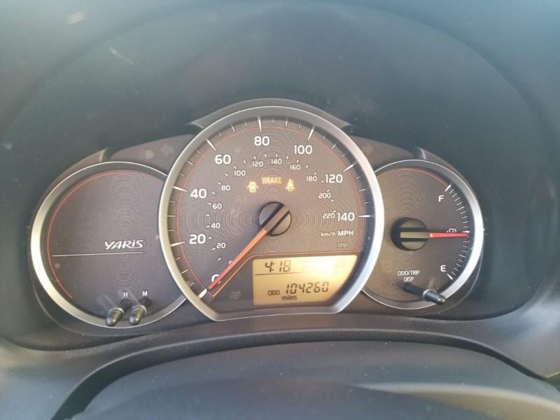 Toyota Yaris 2012 price $8,998