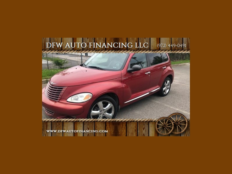 Chrysler PT Cruiser 2005 price $8,995