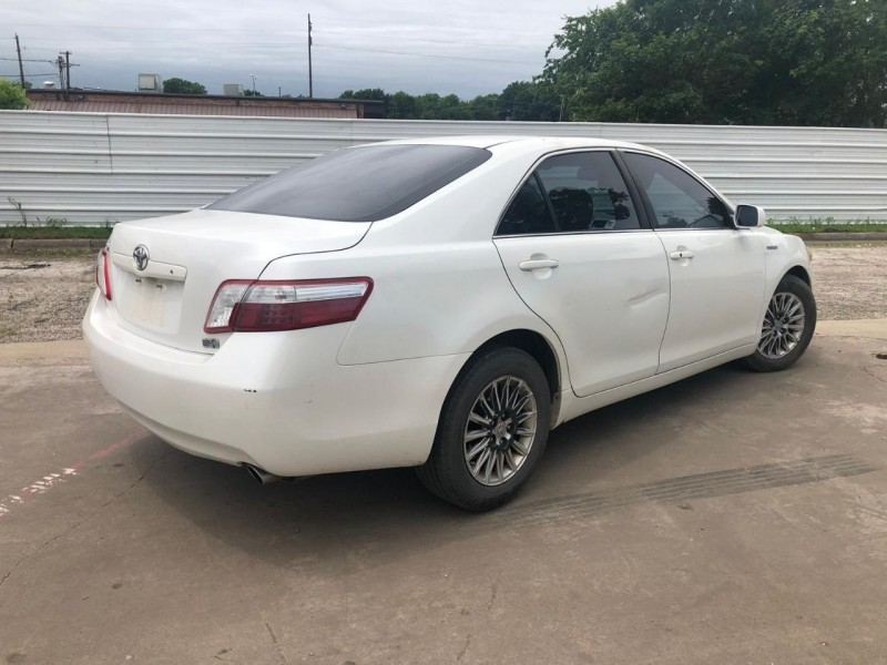 Toyota Camry Hybrid 2007 price $9,900