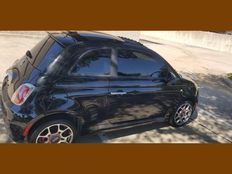 FIAT 500 2013 price $8,500