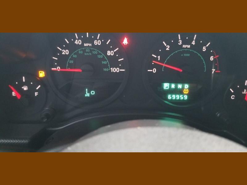 Jeep Wrangler Unlimited 2008 price $28,500
