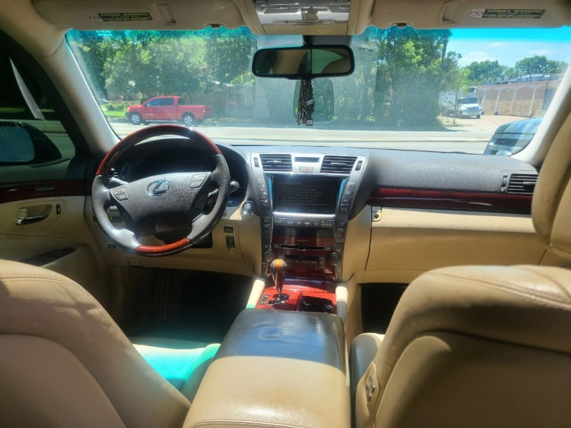Lexus LS 460 2007 price $10,500