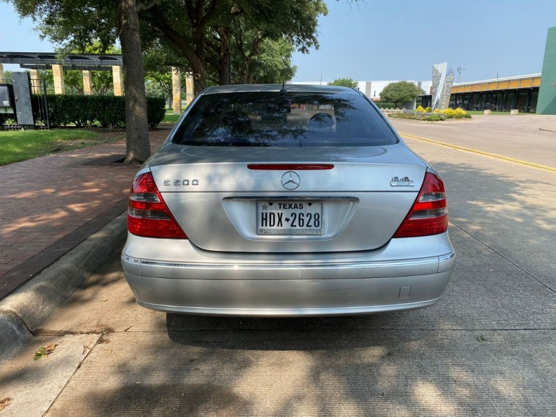 Mercedes-Benz E-Class 2004 price $6,995