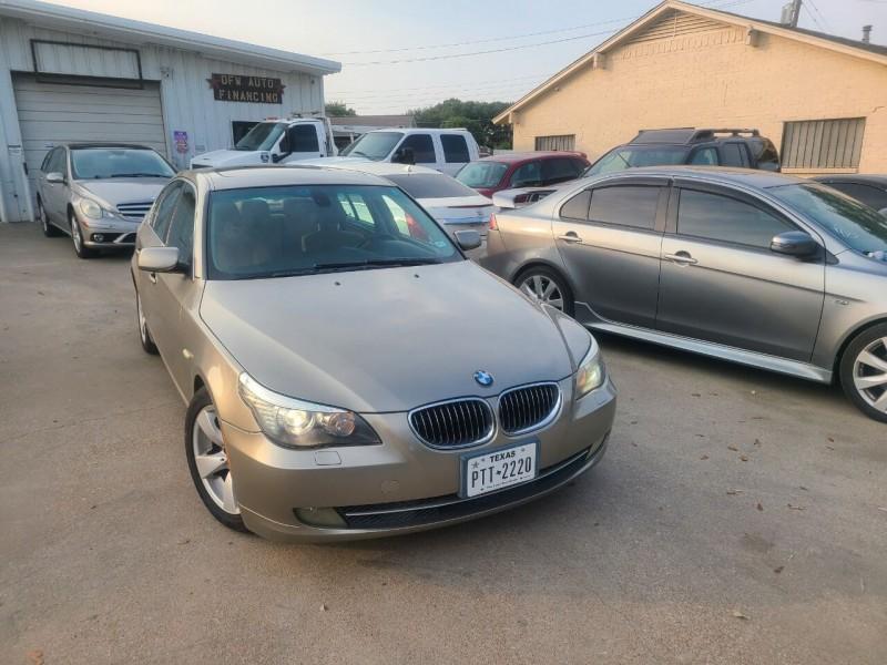 BMW 5 Series 2008 price $8,500