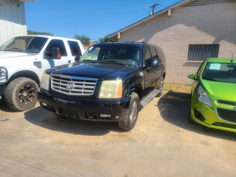 Cadillac Escalade ESV 2005 price $8,995