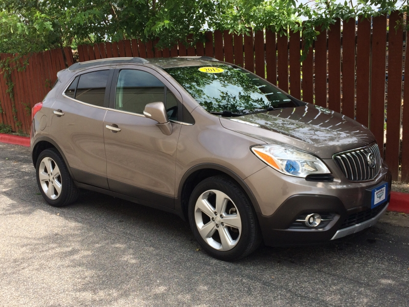 Buick Encore 2015 price $11,977