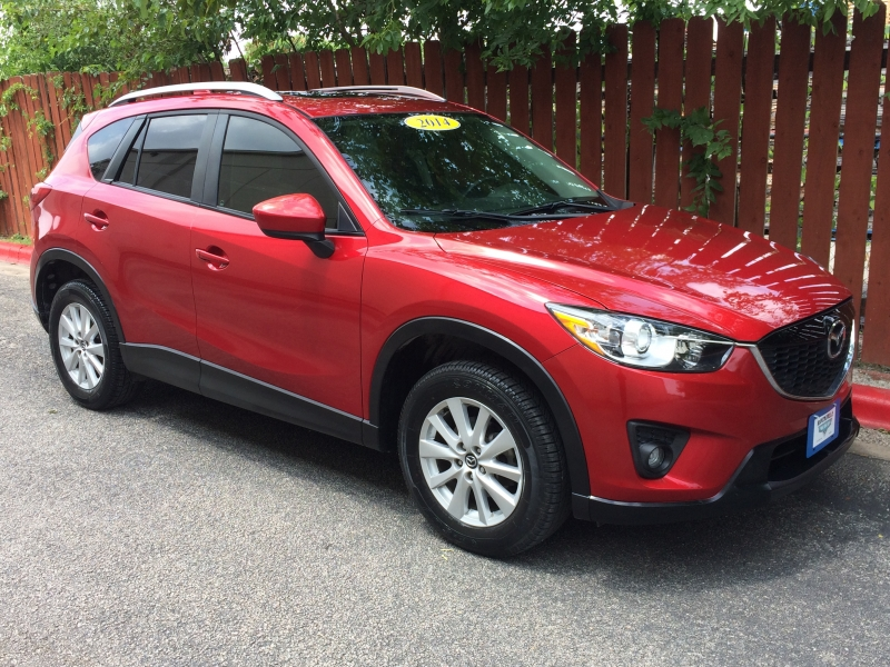 Mazda CX-5 2014 price $14,225