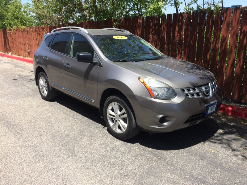 Nissan Rogue Select 2015 price $9,985 Cash