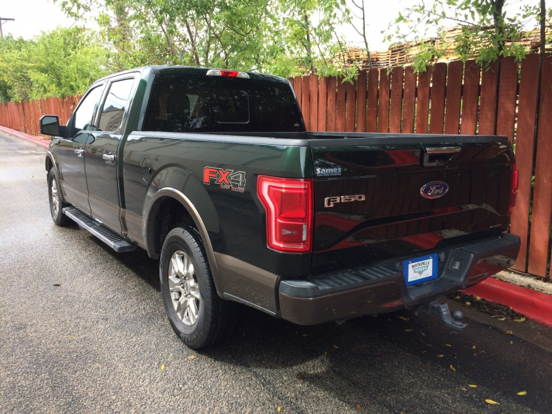 Ford F-150 2016 price $28,850 Cash