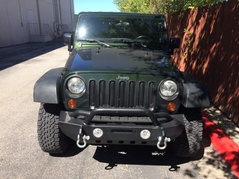 Jeep Wrangler Unlimited 2011 price $24,765 Cash