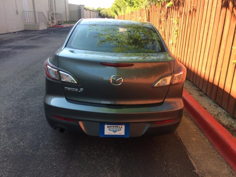 Mazda Mazda3 2012 price $6,985 Cash