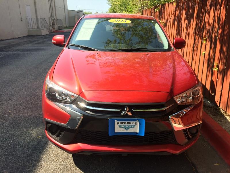 Mitsubishi Outlander Sport 2018 price $13,985 Cash