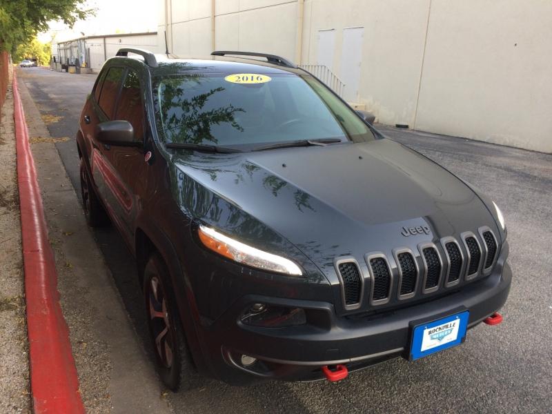 Jeep Cherokee 2016 price $21,275 Cash