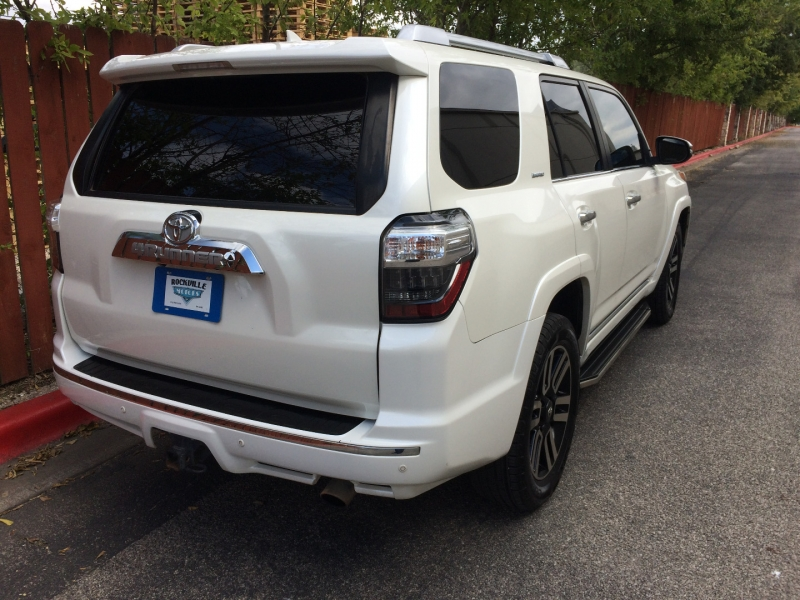Toyota 4Runner 2014 price $22,750 Cash