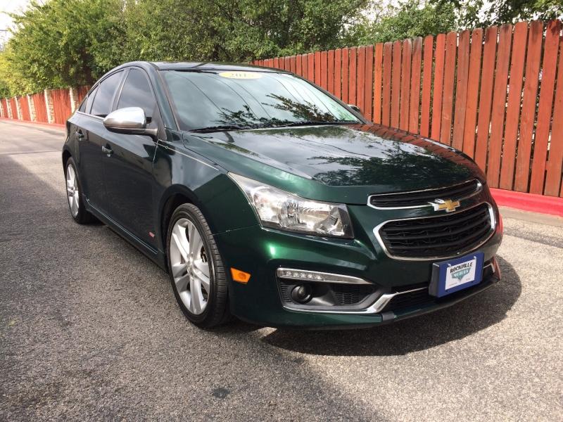 Chevrolet Cruze 2015 price $10,985 Cash