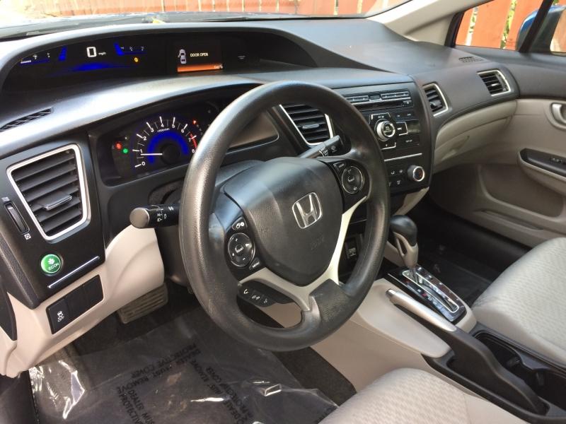 Honda Civic Sedan 2015 price $11,985 Cash