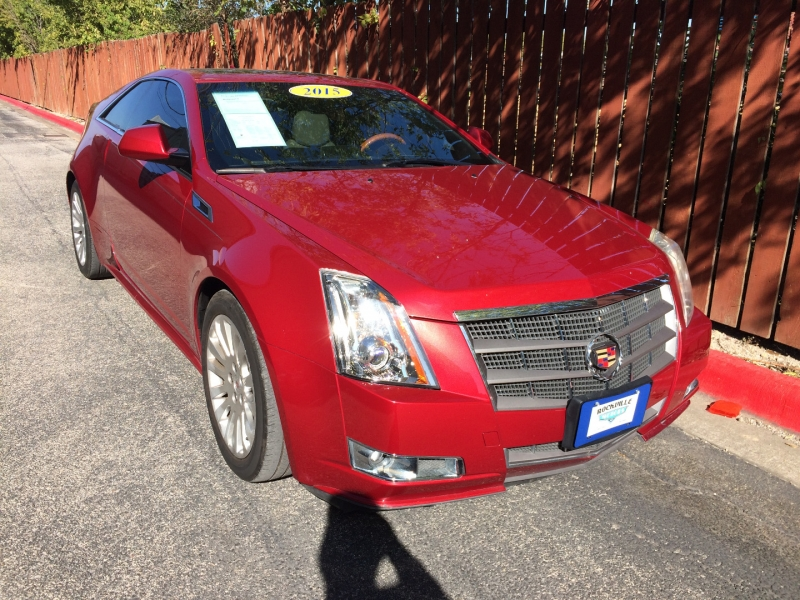 Cadillac CTS Coupe 2011 price $12,385 Cash