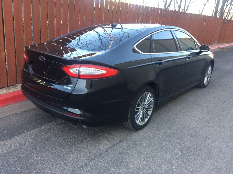 Ford Fusion 2015 price $12,385 Cash