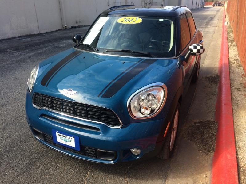 Mini Cooper Countryman 2012 price $10,275 Cash