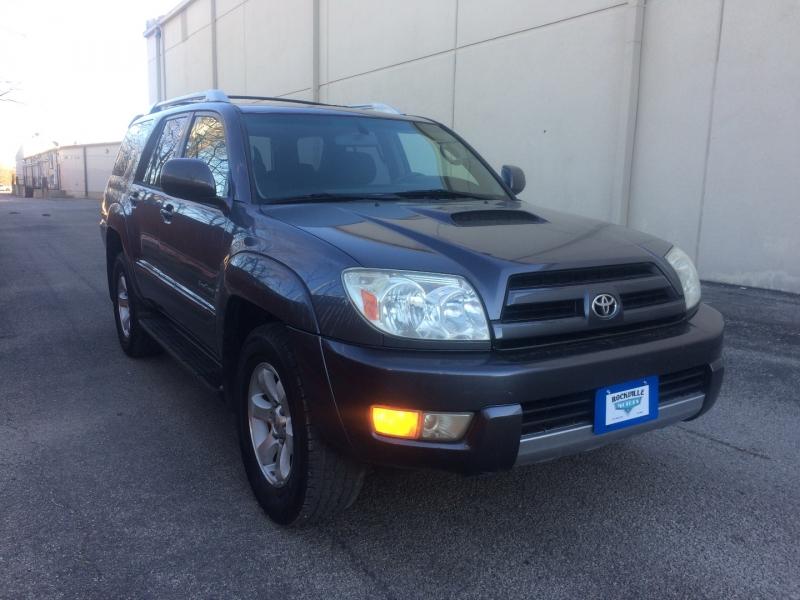 Toyota 4Runner 2004 price $7,350 Cash