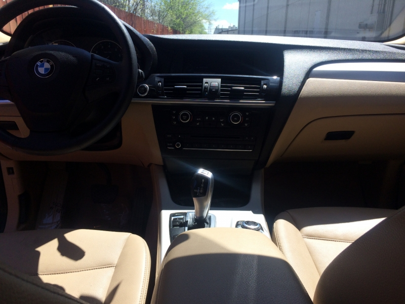BMW X3 2014 price $18,785