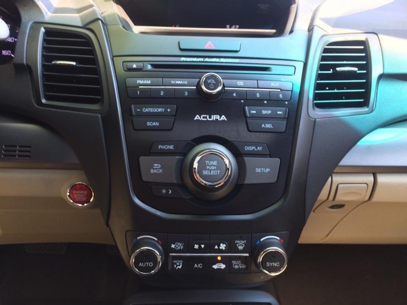 Acura RDX 2015 price $15,785 Cash