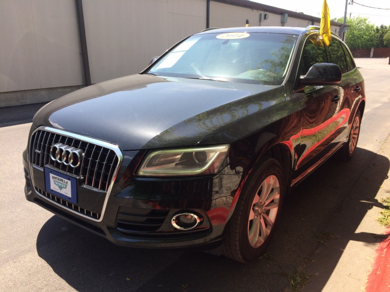 Audi Q5 2014 price $17,385 Cash
