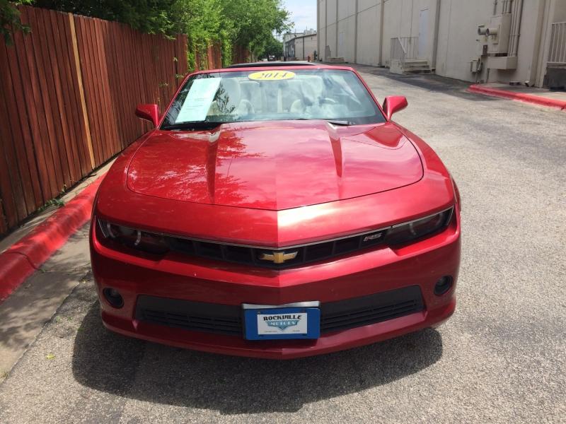 Chevrolet Camaro 2014 price $19,875 Cash