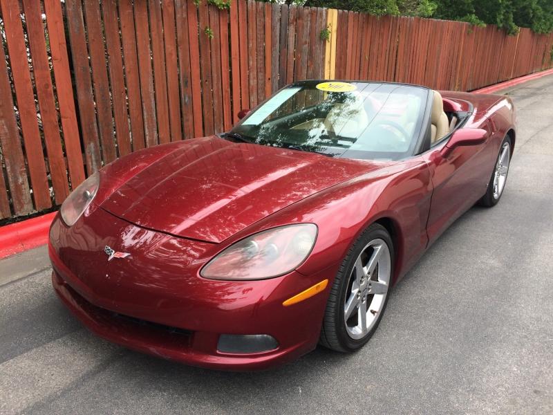 Chevrolet Corvette 2007 price $19,485 Cash