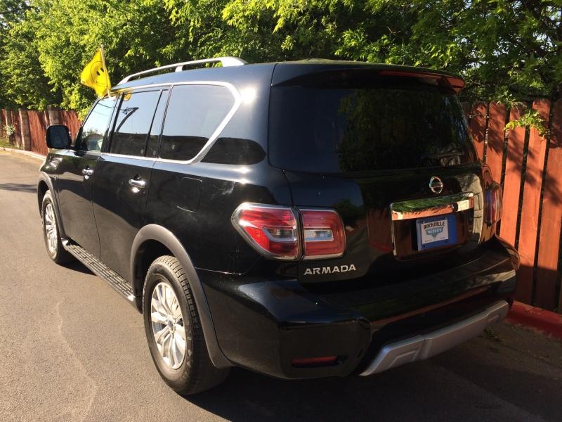 Nissan Armada 2017 price $22,985 Cash