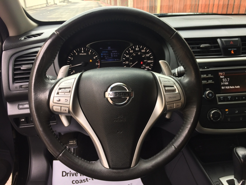 Nissan Altima 2017 price $17,495 Cash