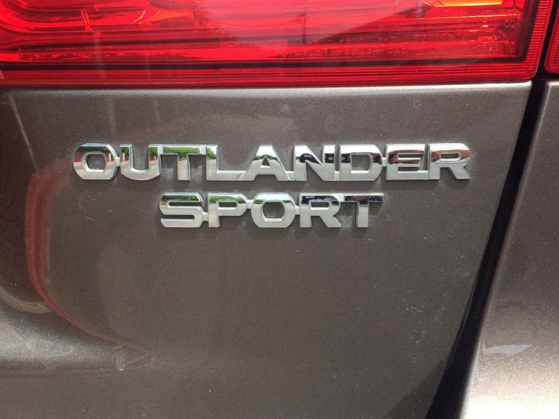 Mitsubishi Outlander Sport 2018 price $13,895 Cash