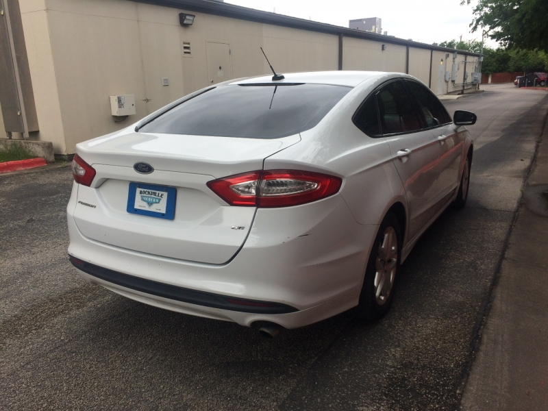 Ford Fusion 2013 price $9,575