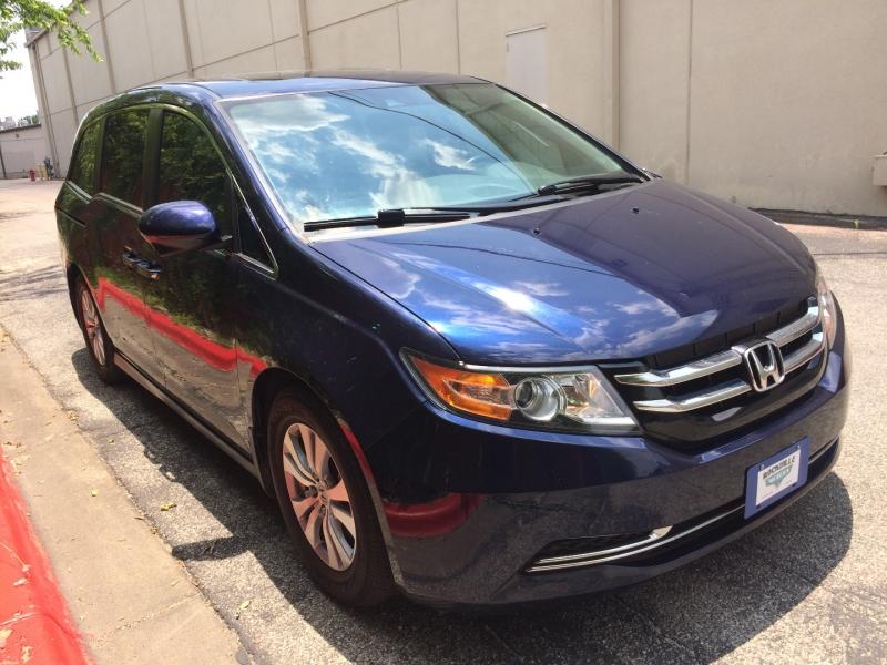 Honda Odyssey 2016 price $22,785 Cash